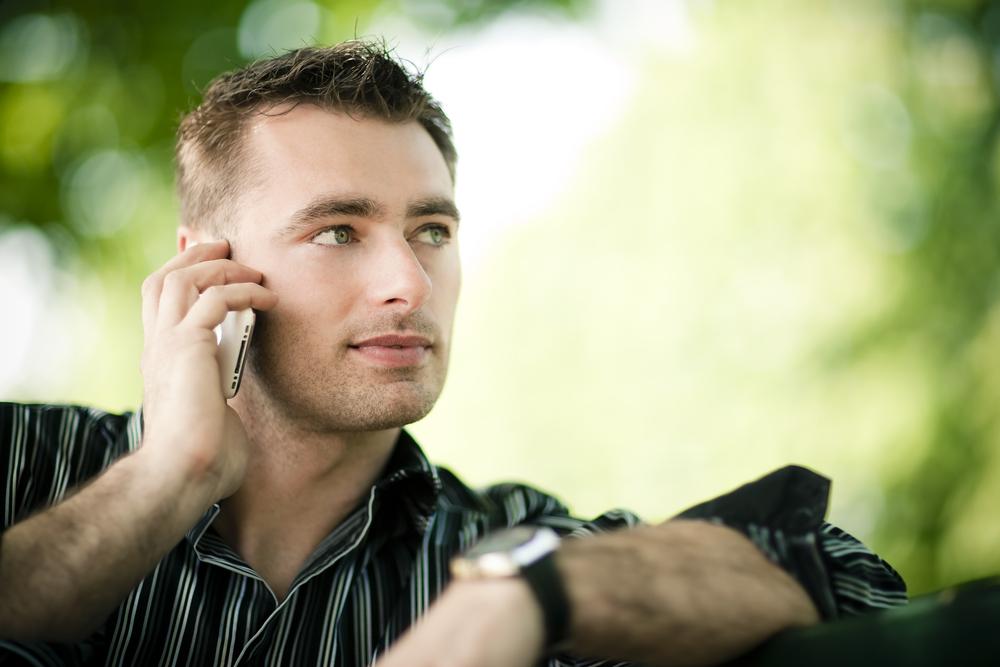 別れた電話