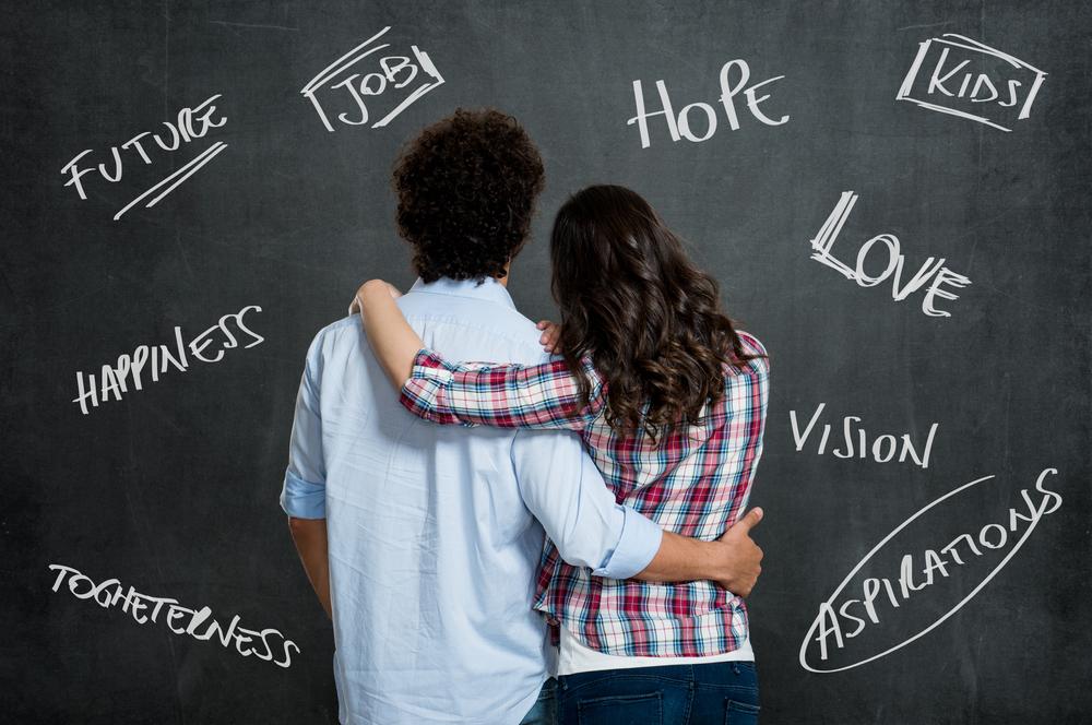 恋愛において男と女で考え方