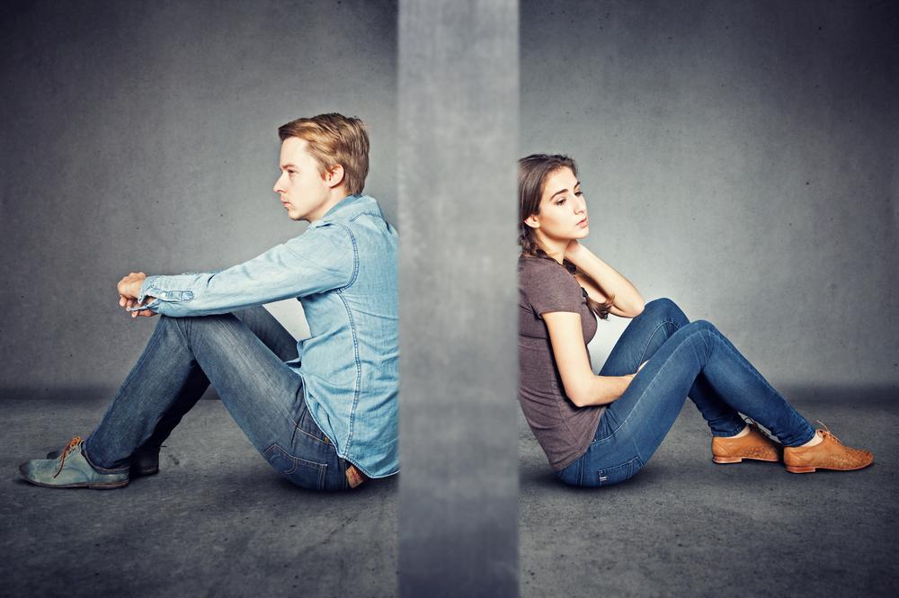 別れるに値する恋人同士の価値観の違い