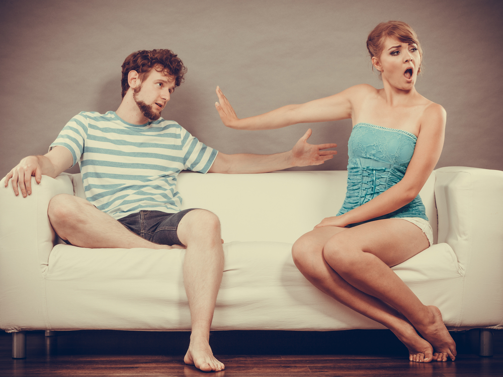 女性が聞いたら引くかも!減点対象になる男性の過去
