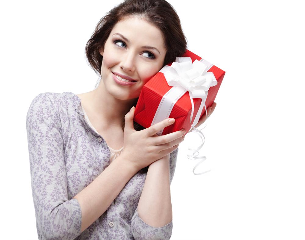 プレゼント攻撃に弱い